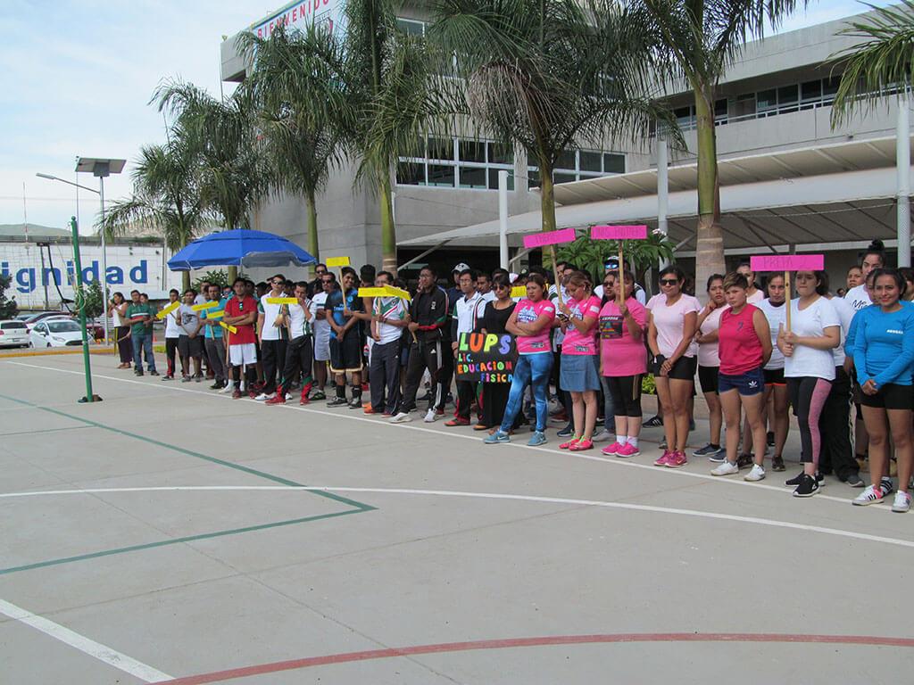 Torneo de Voleibol Universidad Nacionalista México