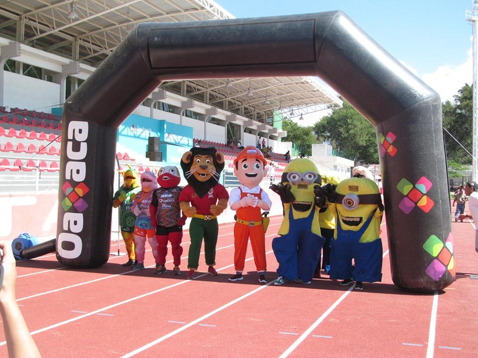#FamiliaEducativaMéxico presente en la 2a carrera de la juventud 2019.