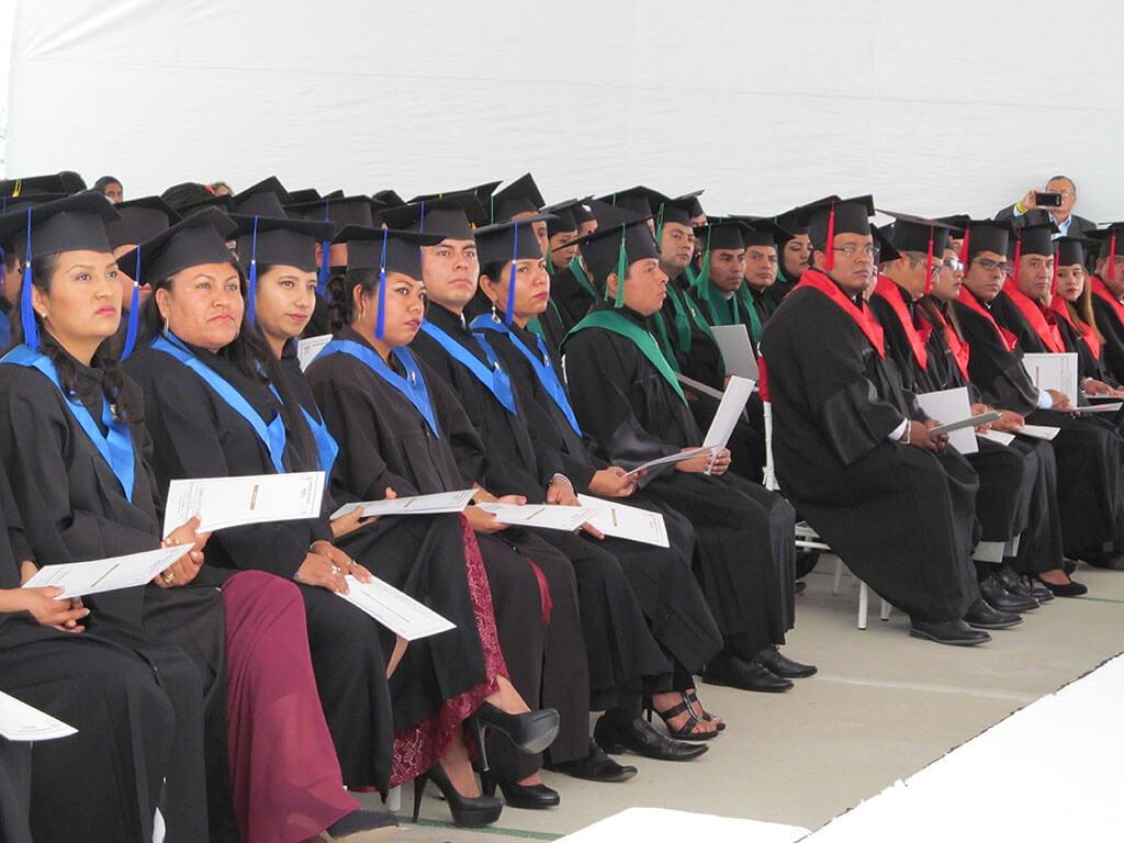 Ceremonia de graduación, generación 2018.
